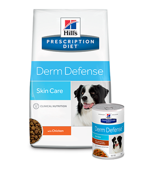 derm defense Hills pack